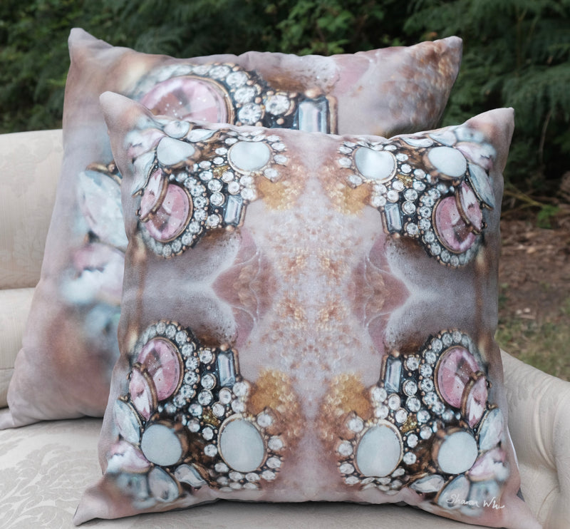 The Pink Cushion