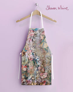 Sharon White Aprons Lightness of Being Range - Full Lightness