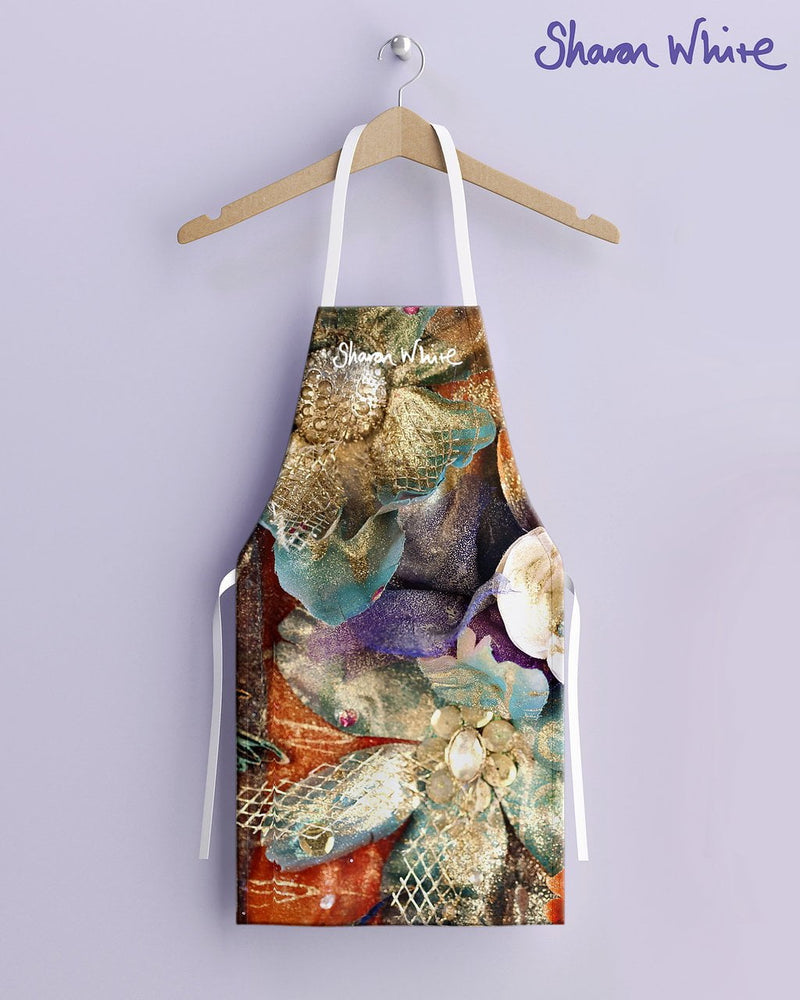 Sharon White Aprons Renewal Range - Bloom