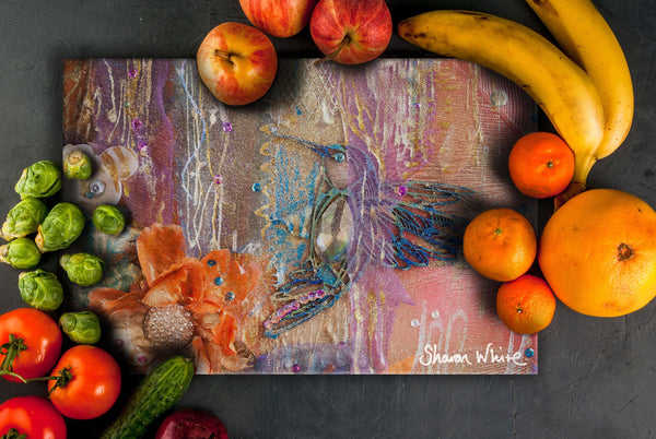 Sharon White Art Chopping Board Renewal Full Renewal