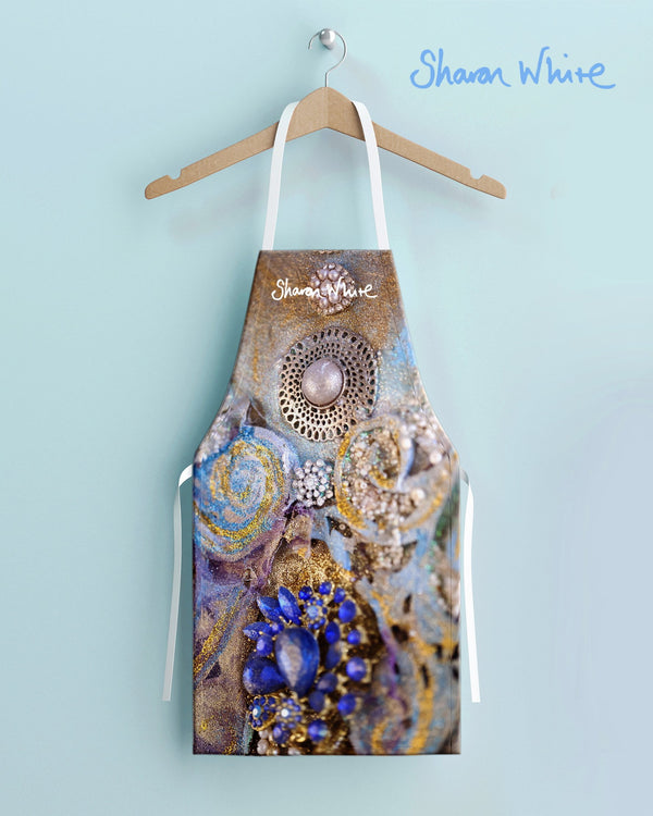 Sharon White Aprons Ascension Range - Jewels