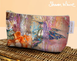 Sharon White Art Wash Bags Renewal Full Renewal make up bag small