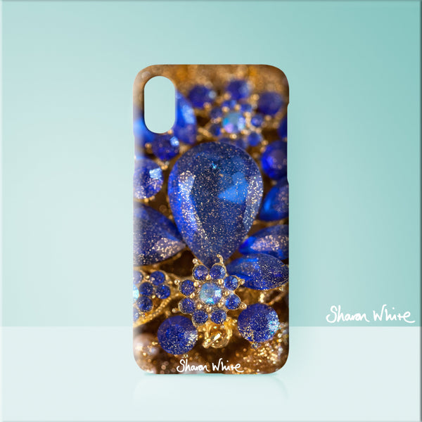 Sharon White Art Phone Case Ascension Ocean Jewel