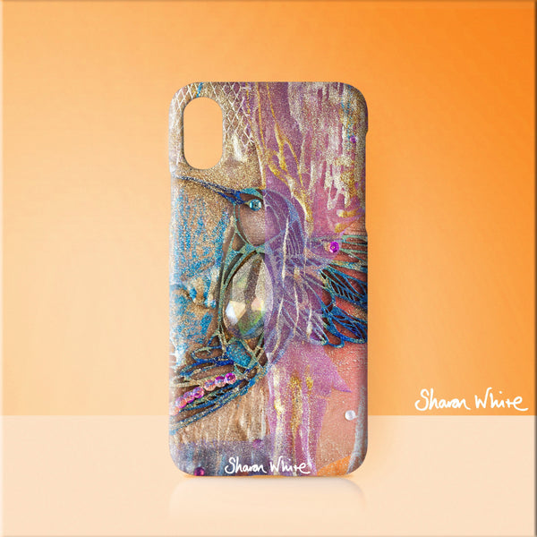 Sharon White Art Phone Case Renewal Full Renewal