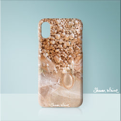 Sharon White Art Phone Case Trust Cascade