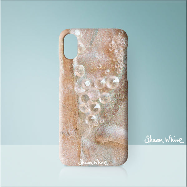 Sharon White Art Phone Case Trust Crystal