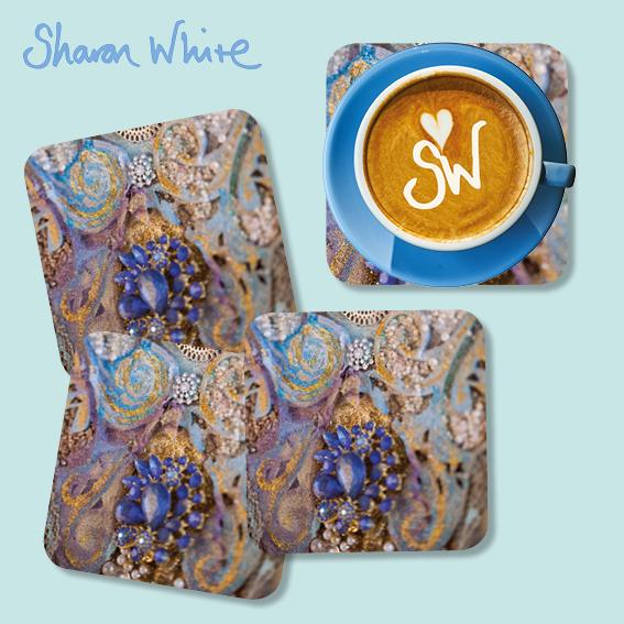 Sharon White Ascension Coasters Jewels