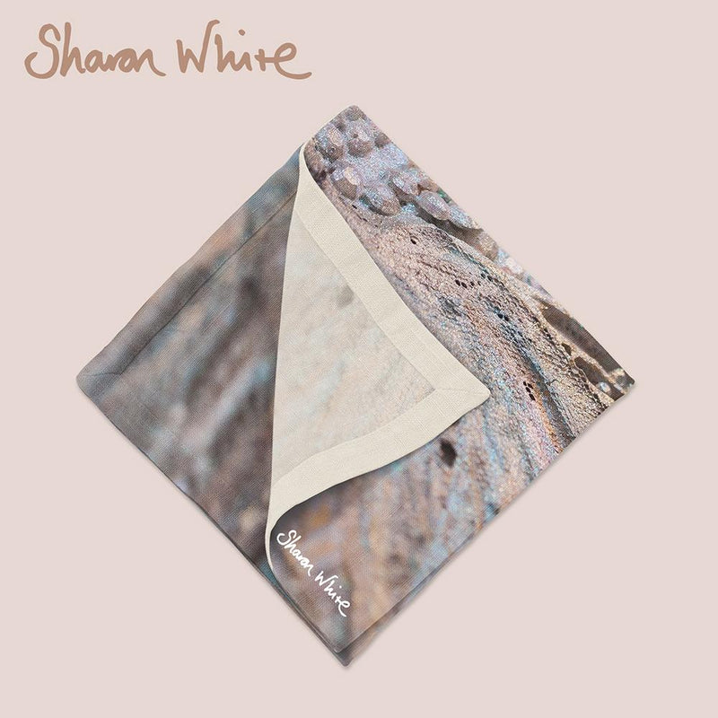 Sharon White Art Trust Napkin Range Believe