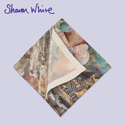 Sharon White Art Renewal Napkin Range Cluster