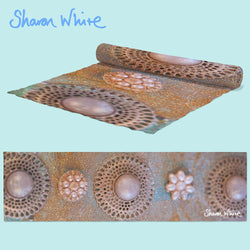 Bed Runner & Cushion Collection Ascension Chakra