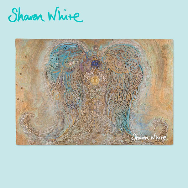 Sharon White Art Ascension Napkin Range Full Ascension
