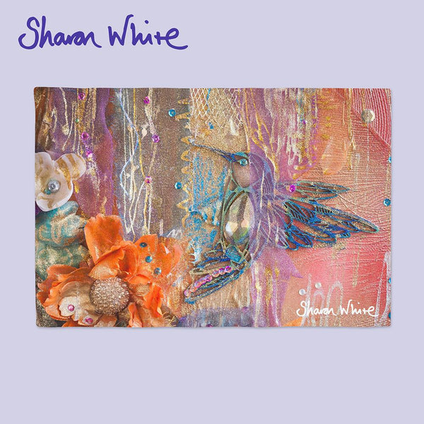 Sharon White Art Renewal Napkin Range Full Renewal