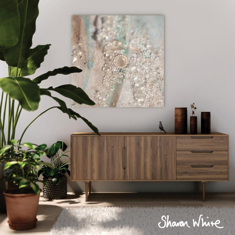 Sharon White Wall Art Canvas Trust Collection Solo