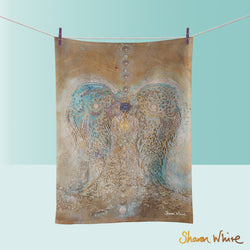 Tea Towels by Sharon White Art Ascension Full