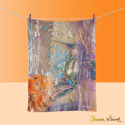 Tea Towels by Sharon White Art Renewal Full