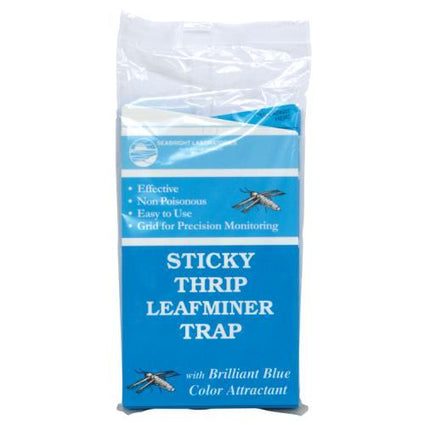 Stick Thrip Leafminer Trap 5/Pack (80/)