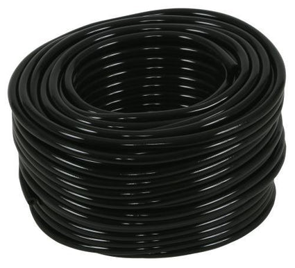 Hydro Flow Vinyl Tubing Black 1/8 in ID - 1/4 in OD 100 ft Roll