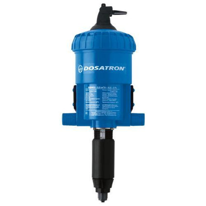 Dosatron Water Powered Doser 11 GPM 1:500 to 1:50