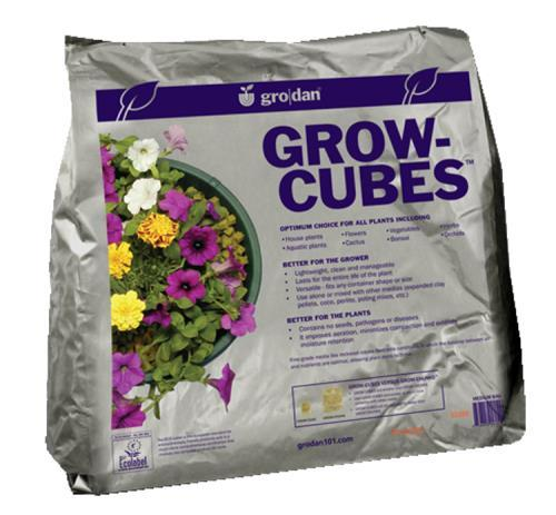 Grodan Growcubes Medium 1 cu ft