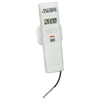 La Crosse Add-on Temperature & Humidity Sensor w/ 6 ft Detachable Wet Temperature Probe