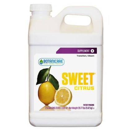 Botanicare Sweet Citrus 2.5 Gallon