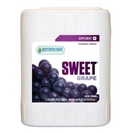 Botanicare Sweet Carbo Grape 5 Gallon