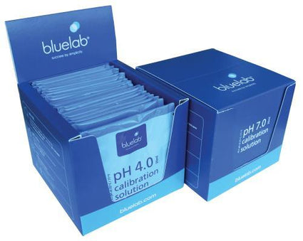 Bluelab pH 4.0 Calibration Solution 20 ml Sachets