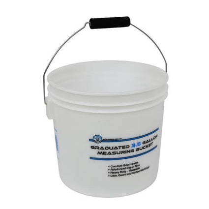 Measure Master Graduated Measuring Bucket 3.5 Gallon