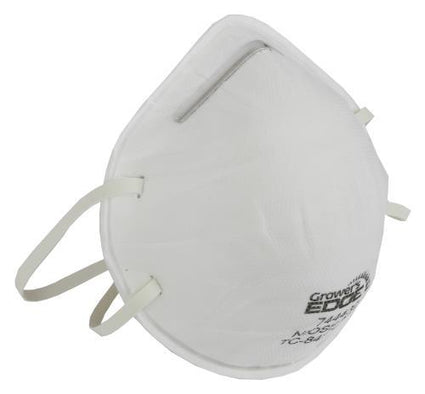 Grower's Edge Clean Room Conical Particulate Respirator Mask