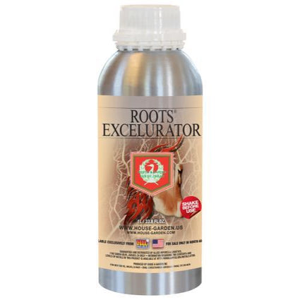 House and Garden Root Excelurator Silver 1 Liter