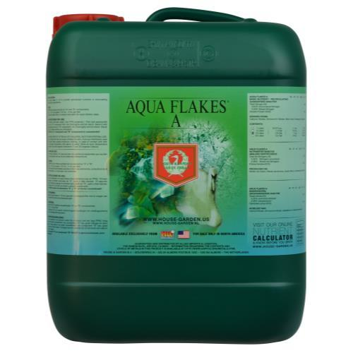 House and Garden Aqua Flakes A 10 Liter