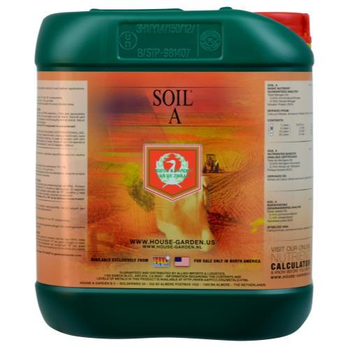 House and Garden Soil A 5 Liter