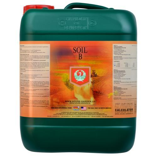 House and Garden Soil B 10 Liter