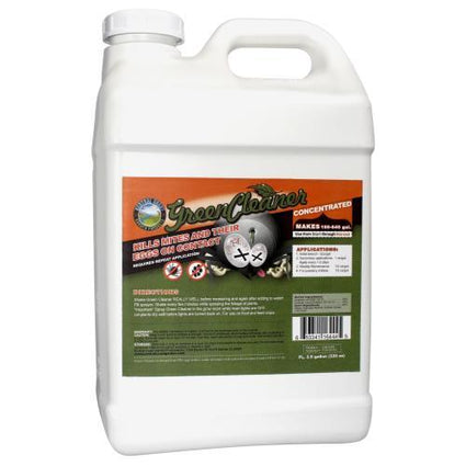 Green Cleaner 2.5 Gallon