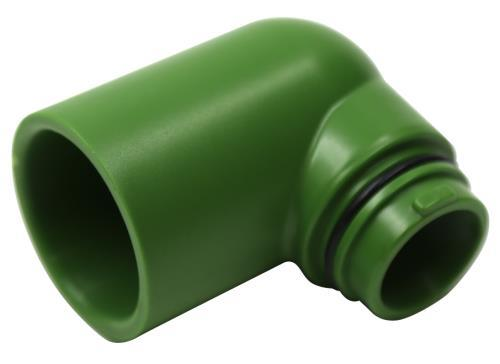 FloraFlex Flora Pipe Fitting 1 in Elbow