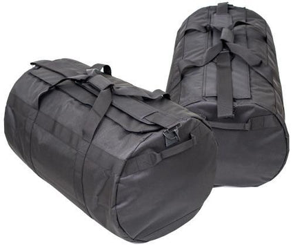 Abscent Large Duffel Combo - Black