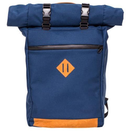 Abscent Scout Roll-Top Backpack - Midnight