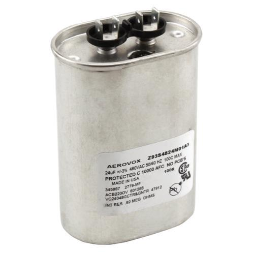 Replacement Capacitors MH 1000 - 24 MFD 480 Volt