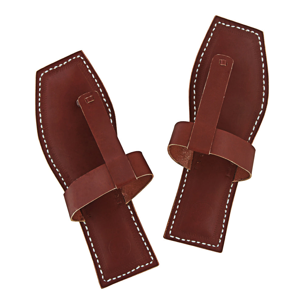 Premium Quality Casual Designer's T Shape Red Brown Kolhapuri Sandal for Men KRKA-P-M-022