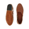 Premium Quality Glorious Tan Kolhapuri Full Leather Shoe for Women KRKA-P-W-202
