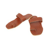 Formal  Tan Kolhapuri Chappal for Women  KRKA-P-W-203