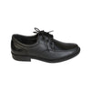 Handmade Genuine Burnished Leather Derby Shoe for Men KRKA-S-007