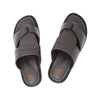 Genuine Black Leather Handmade Gents Chappal KRKA-S-044