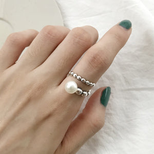 Spiral Resizable Ring