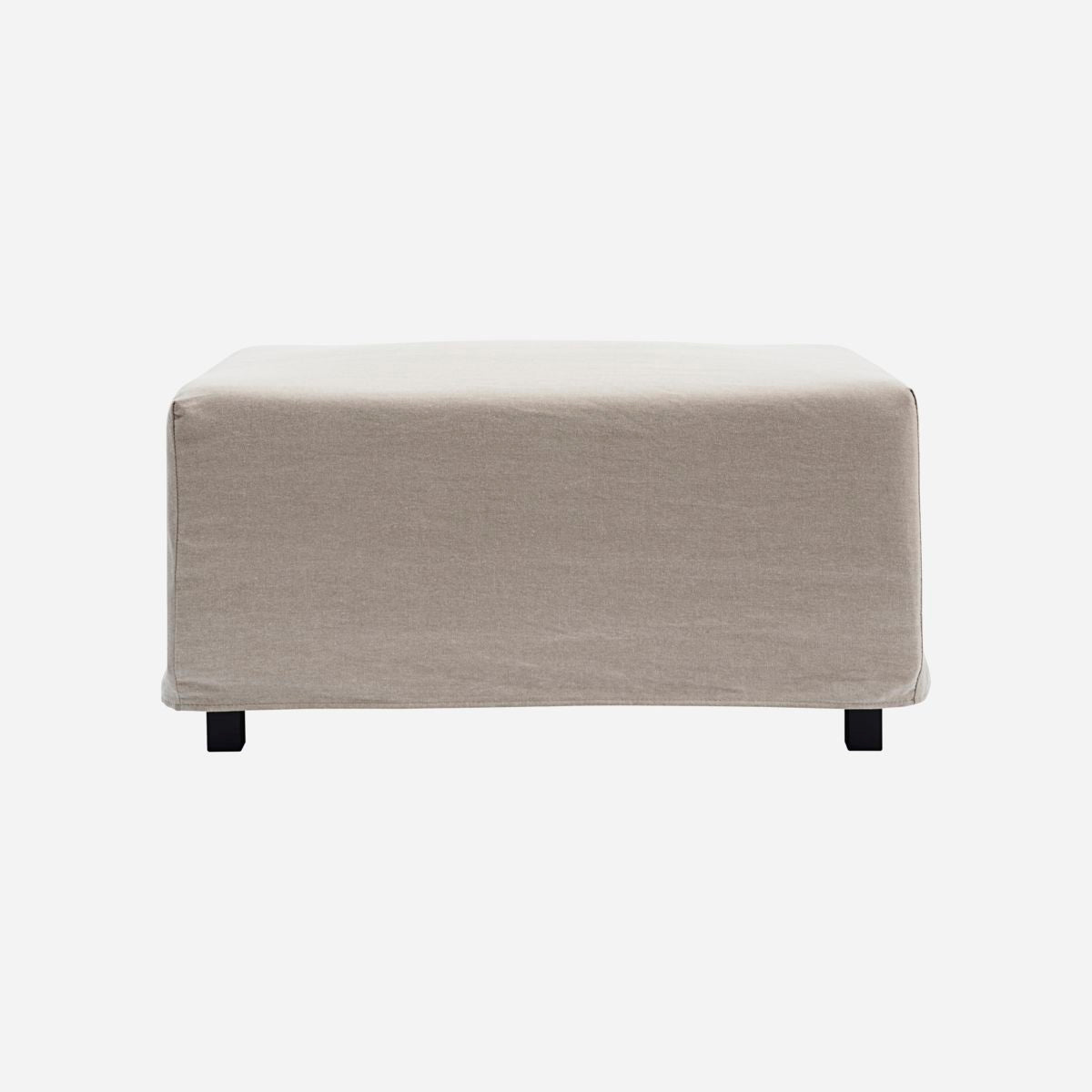 Cover to pouf, Cove, Sand