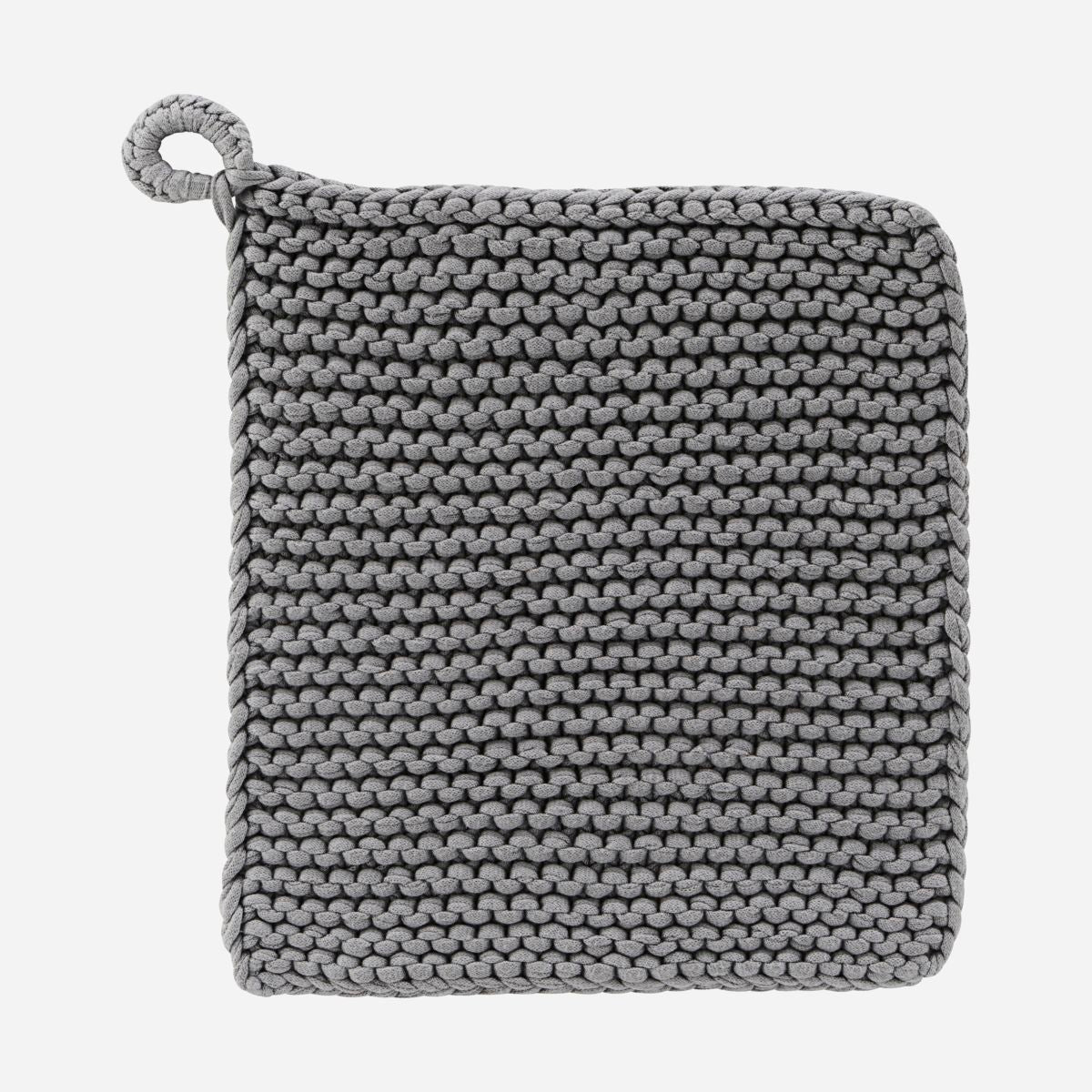 Image of   Potholders, Grand, Grey, Set of 2 pcs