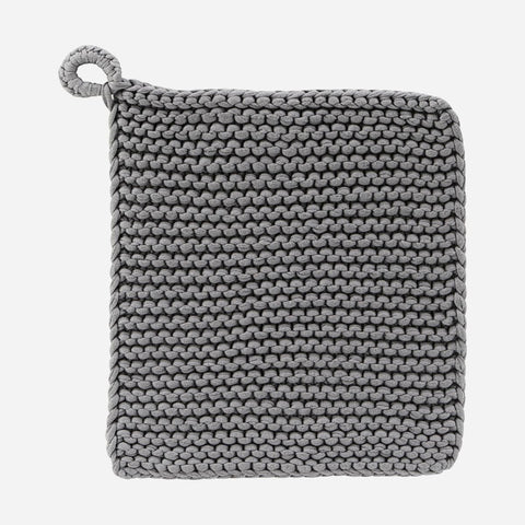 House doctor Potholders, Grand, Grey, Set of 2 pcs - NordlyHome.dk