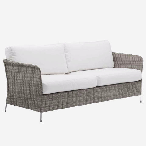 Orion 3 Personers Havesofa | Teak Grey