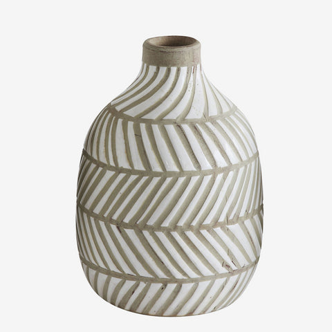 Creative Collection Deko Vase, Multi farvet, Terrakotta - NordlyHome.dk