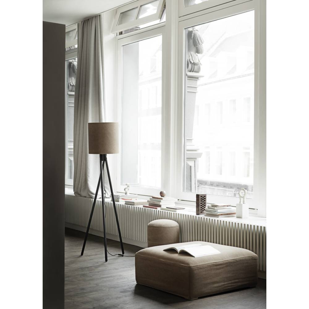 Tine K. Home PUFSOFT80, ICA WALNUT - NordlyHome.dk